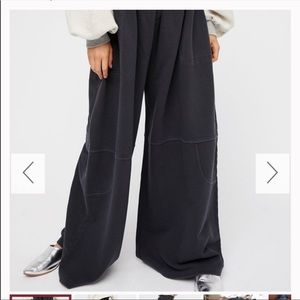 Free People What's Up Wide Leg Pants